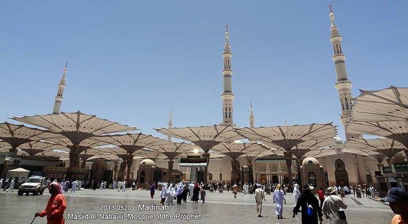 MadinahmMosque of the Prophet